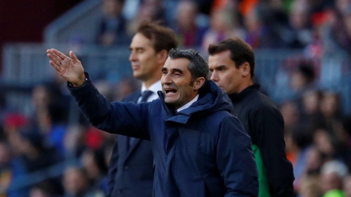 Esto dijo Valverde sobre Arturo Vidal tras el gol contra el Real Madrid