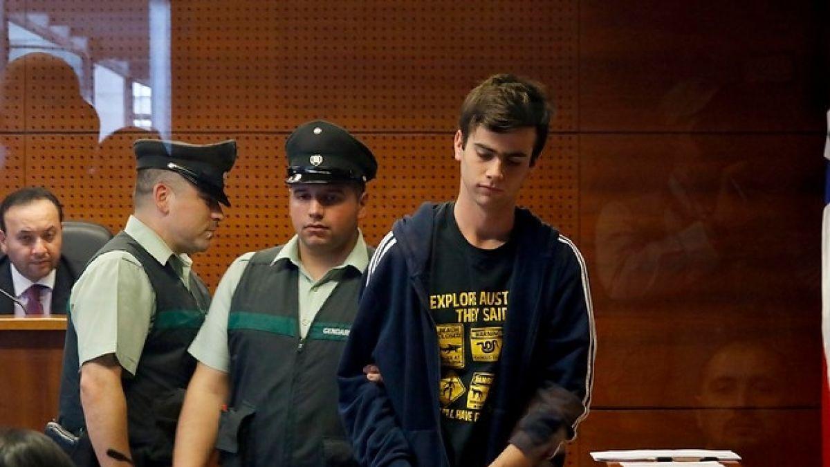 Tras agredir a adolescente: Diputada Ossandón entregó a su hijo a Carabineros