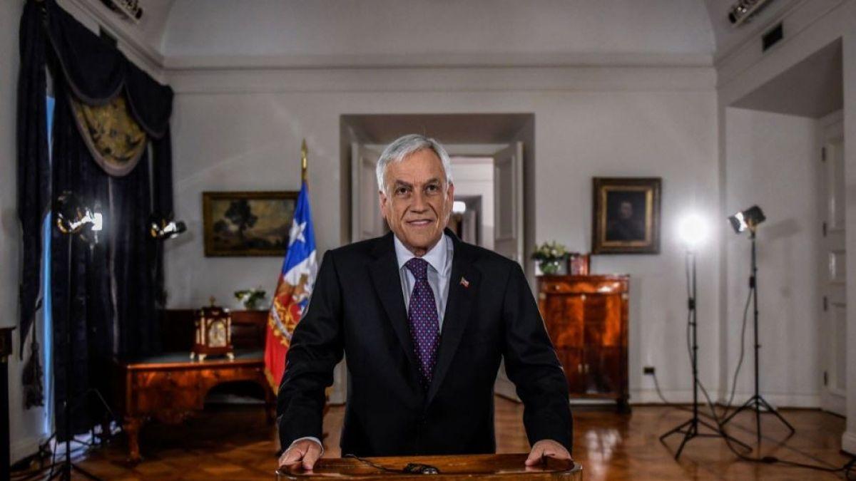 Piñera anuncia cambios al sistema de pensiones fortaleciendo pilares contributivo y solidario