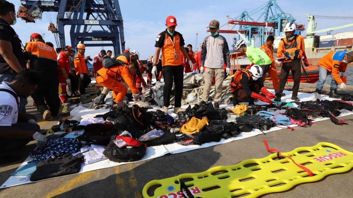 189 personas habrían muerto en Indonesia