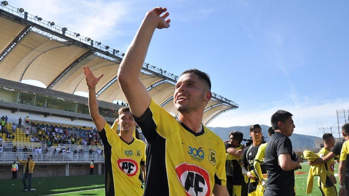 [VIDEO] Hincha de San Luis muere producto de un infarto tras festejar un gol