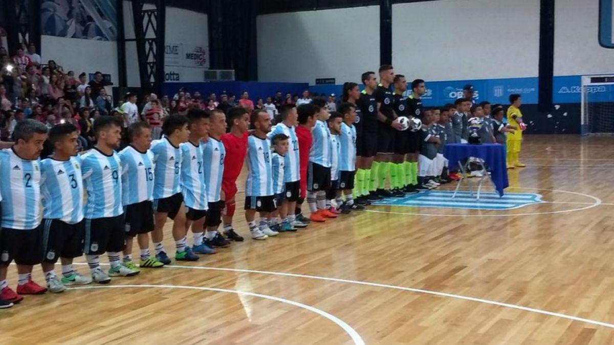 [VIDEO] No se le da: Argentina perdió otra final de Copa América, ahora en el torneo de Talla Baja
