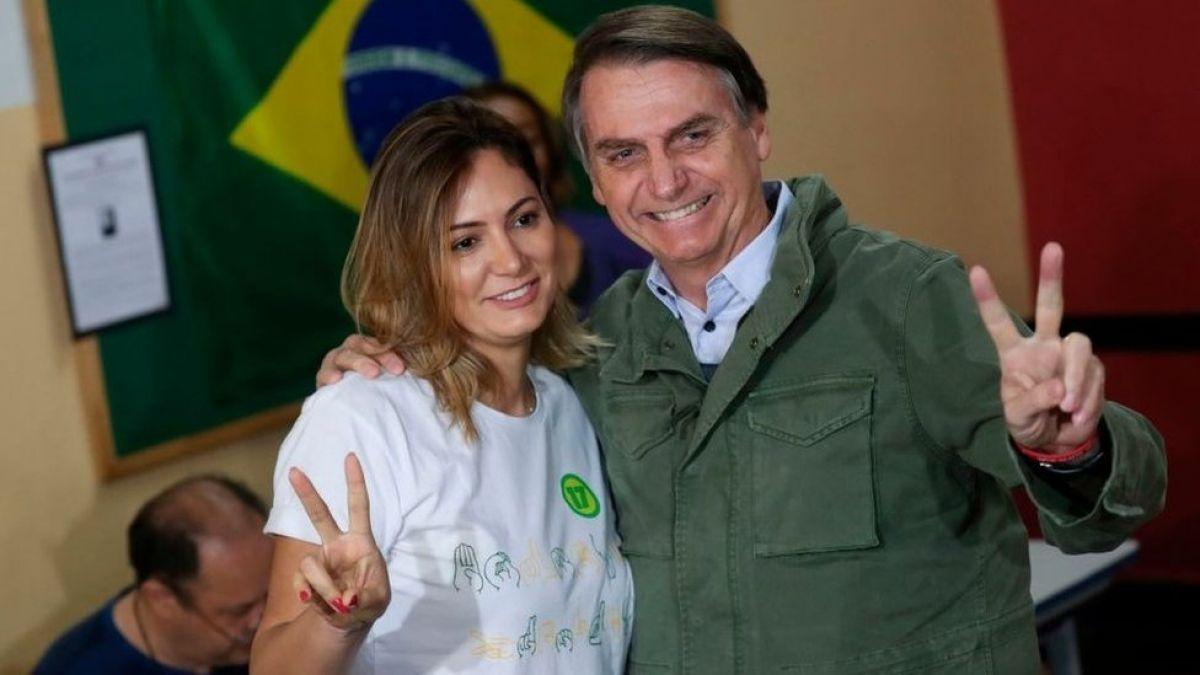 Michelle Bolsonaro: quién es la discreta mujer que será la próxima primera dama de Brasil