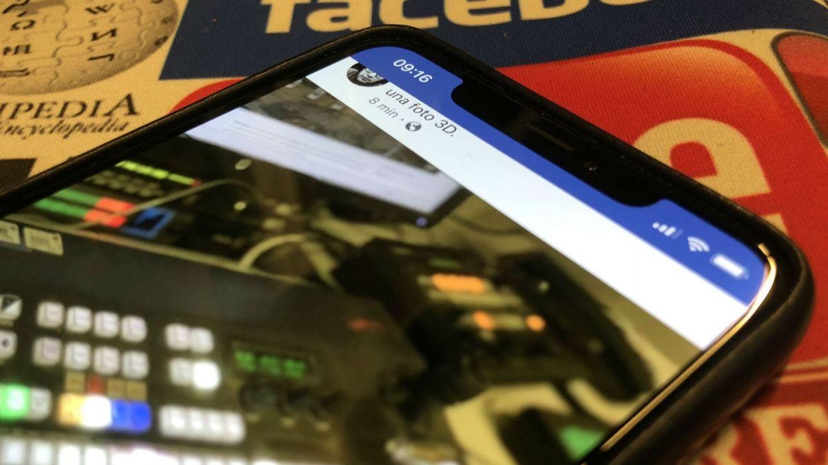 Así puedes activar las fotos 3D de Facebook