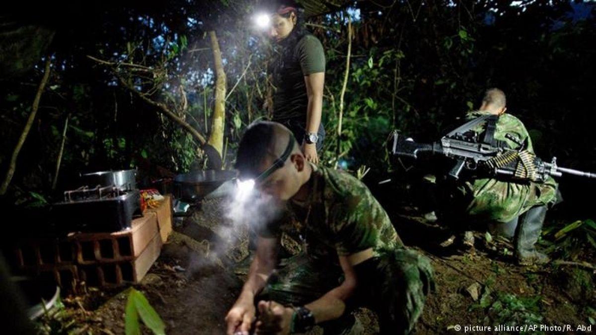 FARC irán ante Justicia de Paz por más de 9.000 desaparecidos