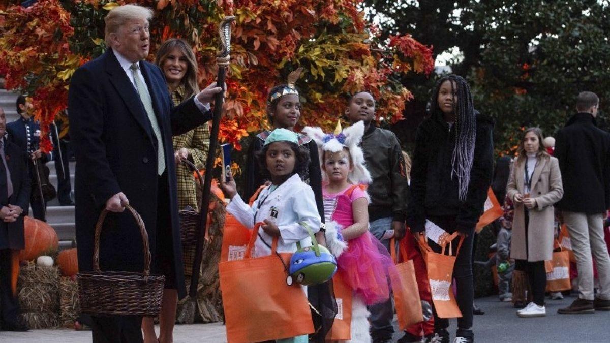 ¿Por qué miles de familias piden a Trump cambiar el día de Halloween?