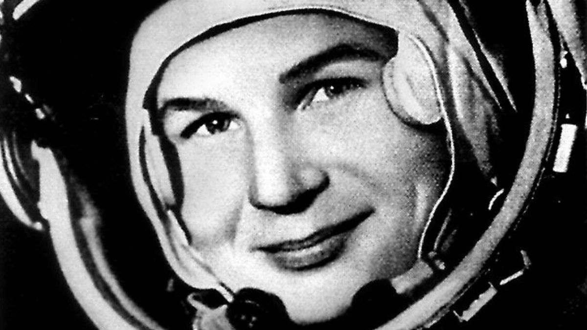 Valentina Tereshkov