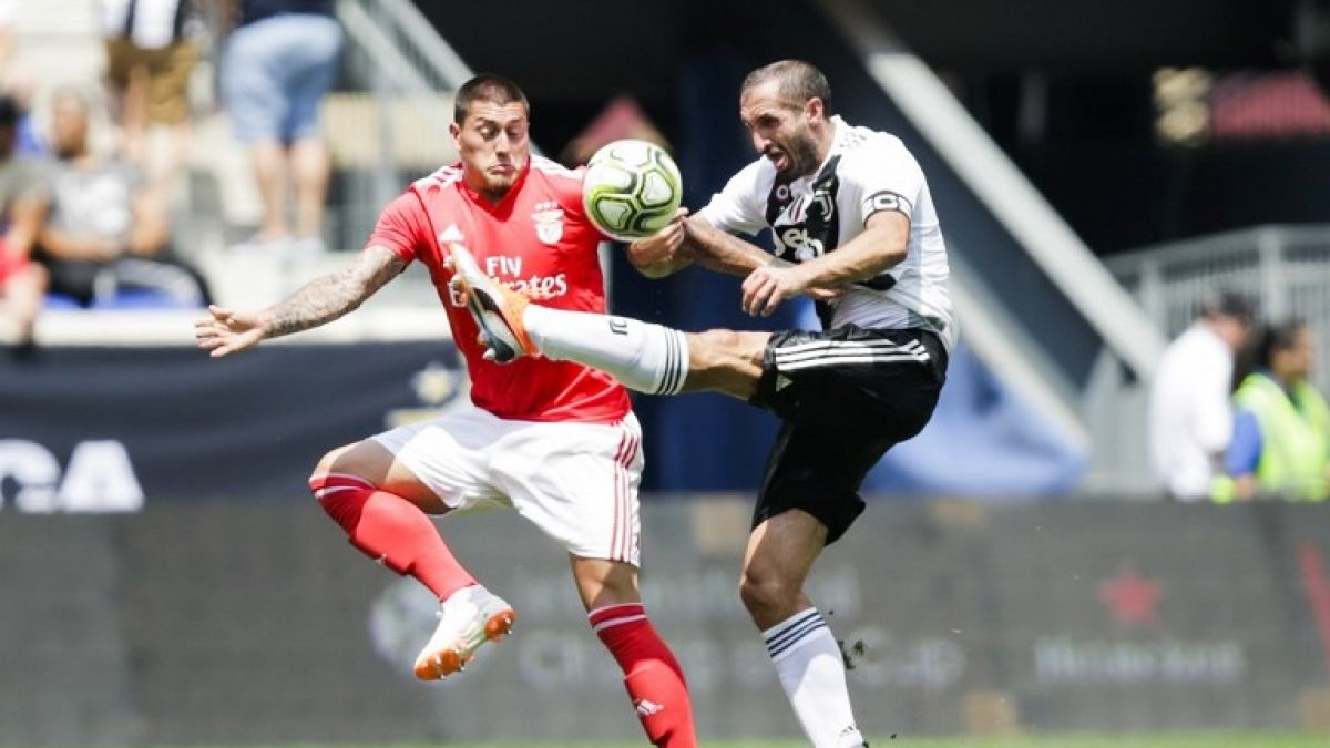 El motivo que habría provocado la marginación de Nicolás Castillo en Benfica