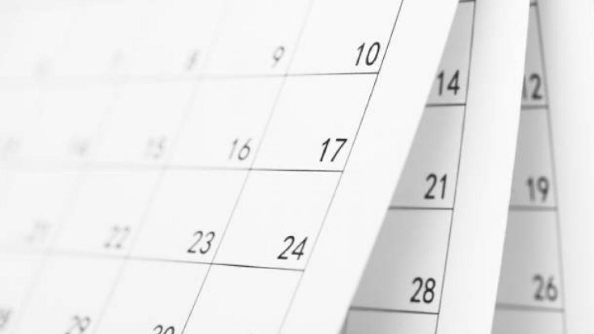 Estos son los feriados que quedan antes de que termine el 2018