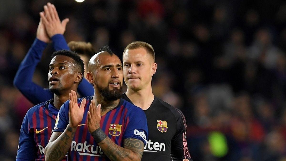Barcelona confirma su formación para enfrentar al Rayo Vallecano