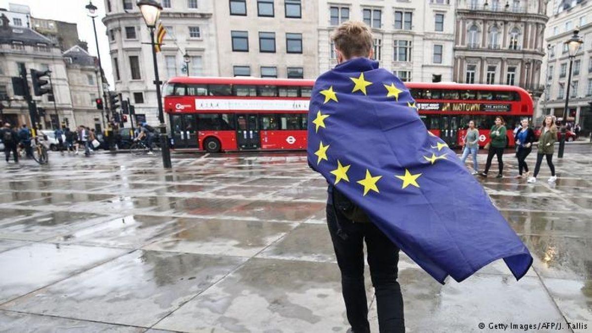 """Abogados británicos piden otro referéndum sobre el """"brexit"""""""