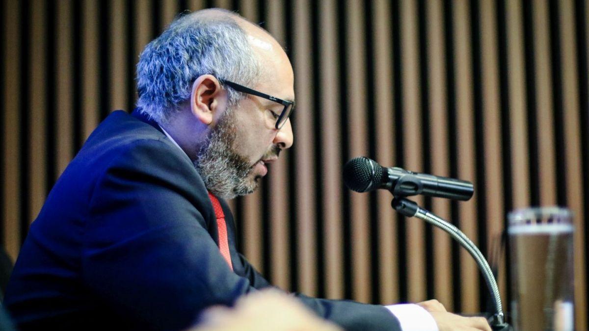 Fiscal Torres: Nunca he tenido ningún tipo de intimidad con la denunciante
