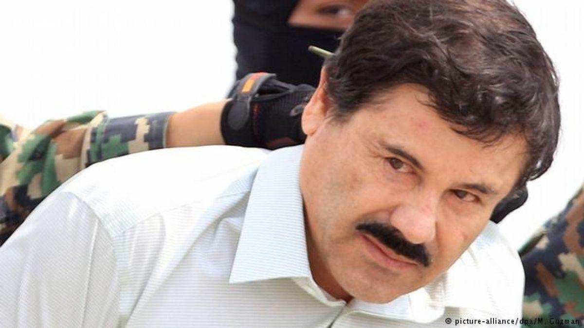 Estados Unidos: finaliza primer día del juicio contra el Chapo