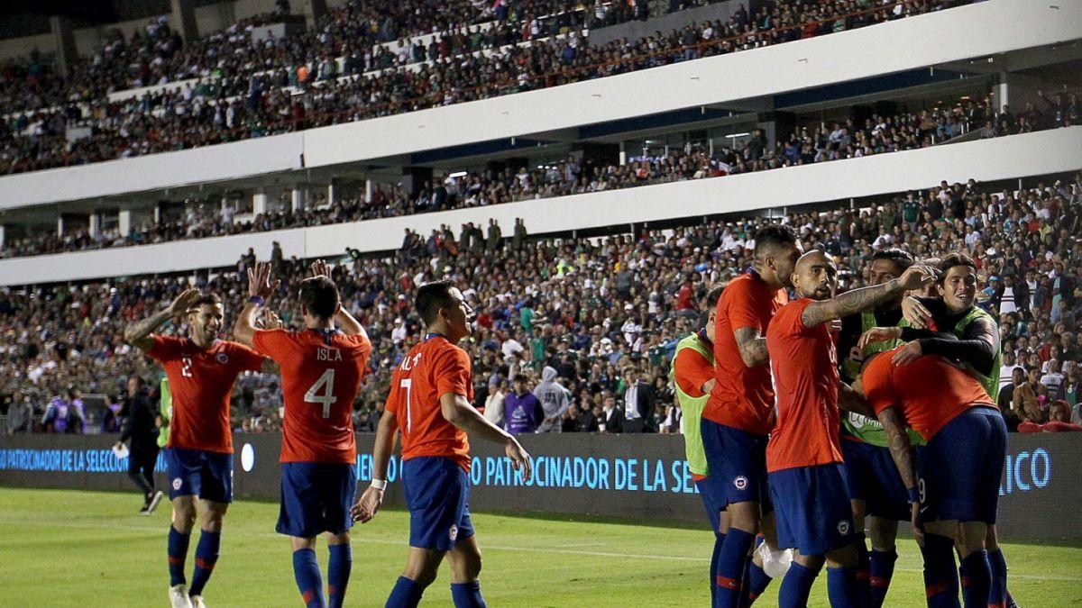 ANFP oficializa horarios de los próximos partidos de la Selección Chilena