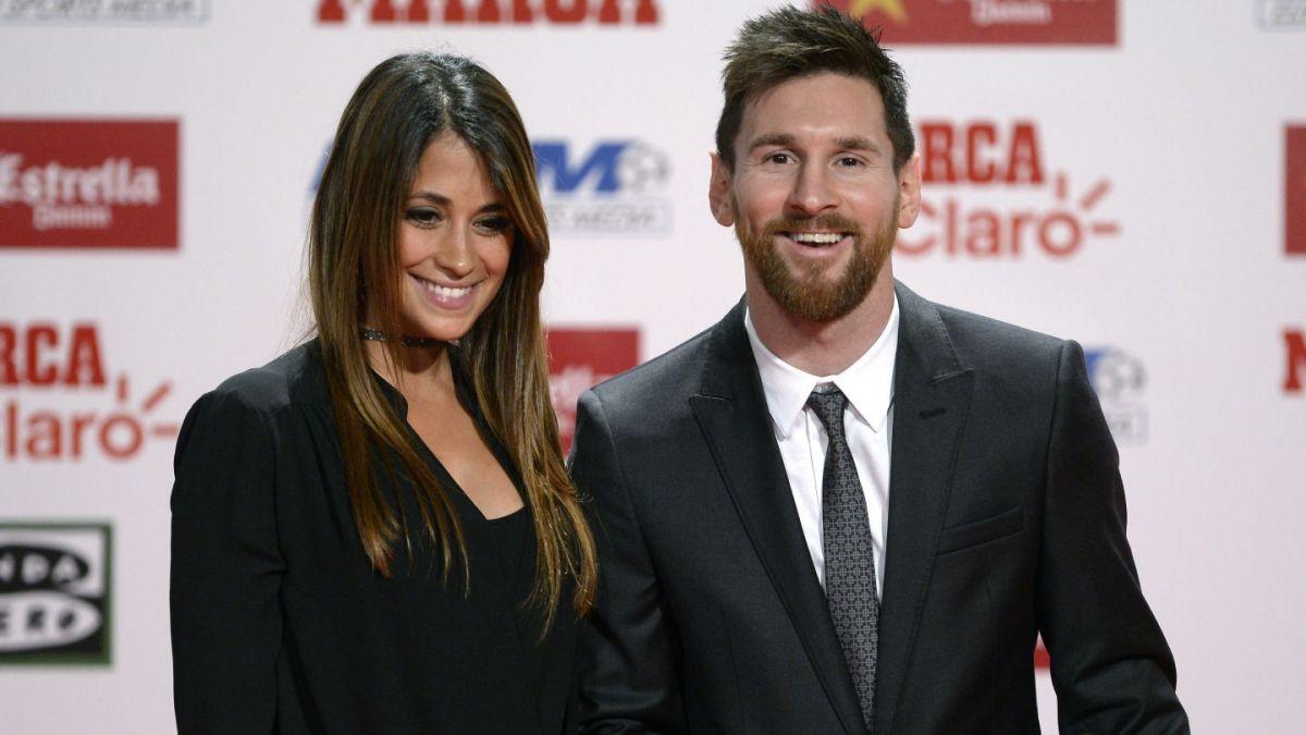 La curiosa explicación que tuvo que dar la esposa de Messi por una foto de su hijo