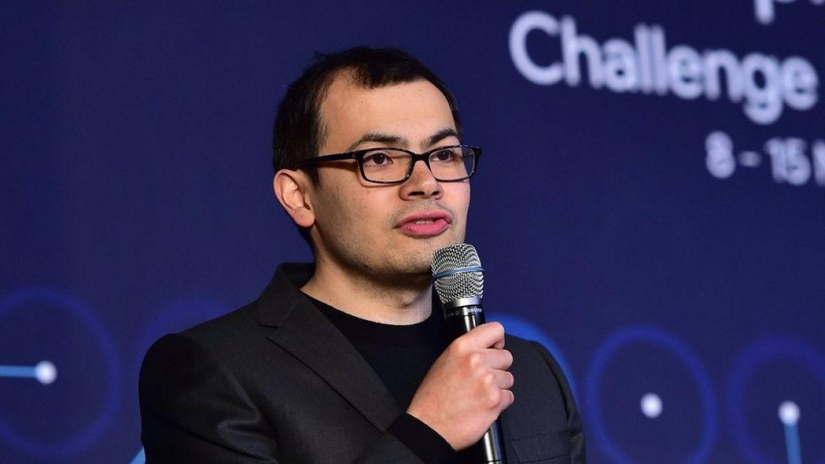 El joven prodigio que creó una multimillonaria empresa tecnológica y se la vendió a Google