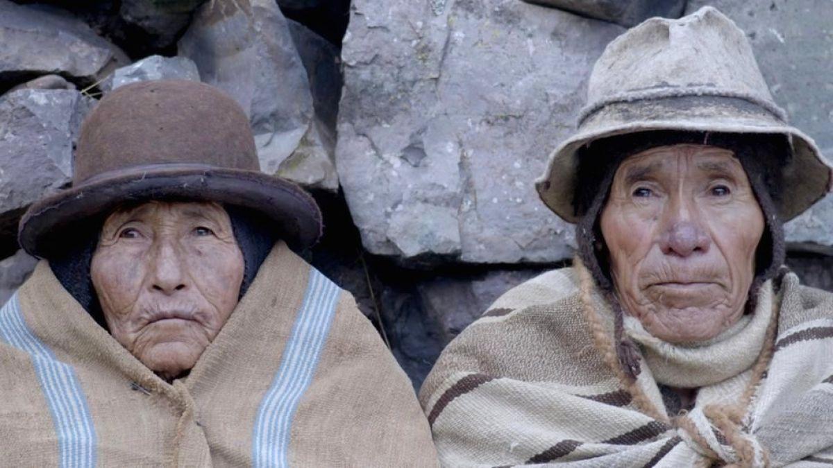 La conmovedora cinta peruana protagonizada por una anciana que nunca había visto una película