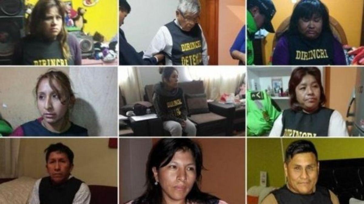 Perú: la red de tráfico de bebés por la que arrestaron a un exdirector de la policía
