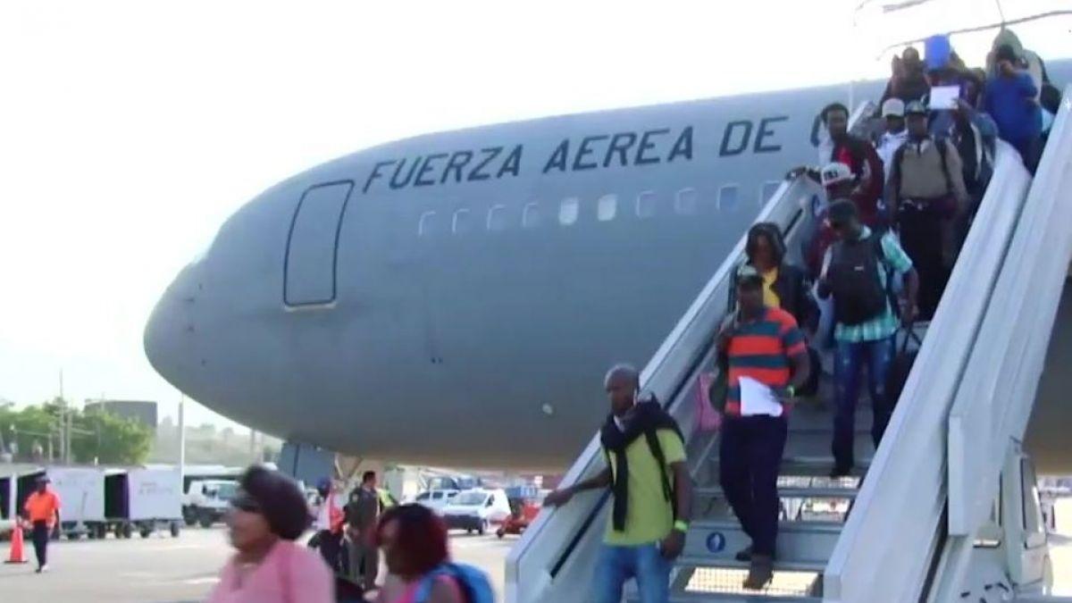 [VIDEO] Jefe de Extranjería asegura que haitianos solicitaron una medida como Plan Retorno