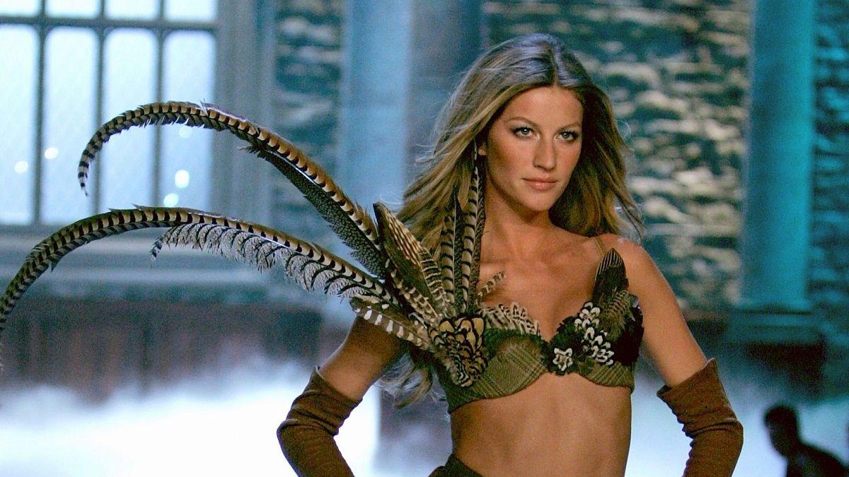 El trozo de papel que hizo que Gisele Bündchen colgara las alas de Victoria's Secret