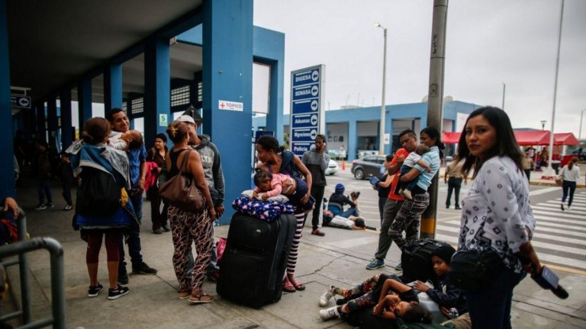 ONU revela que al menos 2,3 millones de venezolanos dejaron su país desde 2015