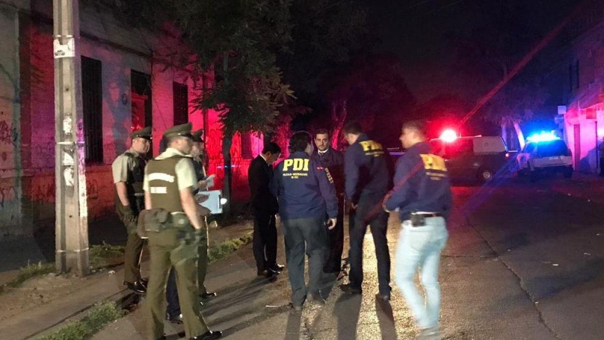 Policía chileno mata a varios menores que lo asaltaron