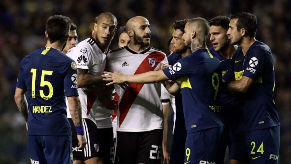 [FOTOS] Las portadas de diarios del mundo por la final de la Libertadores entre Boca y River