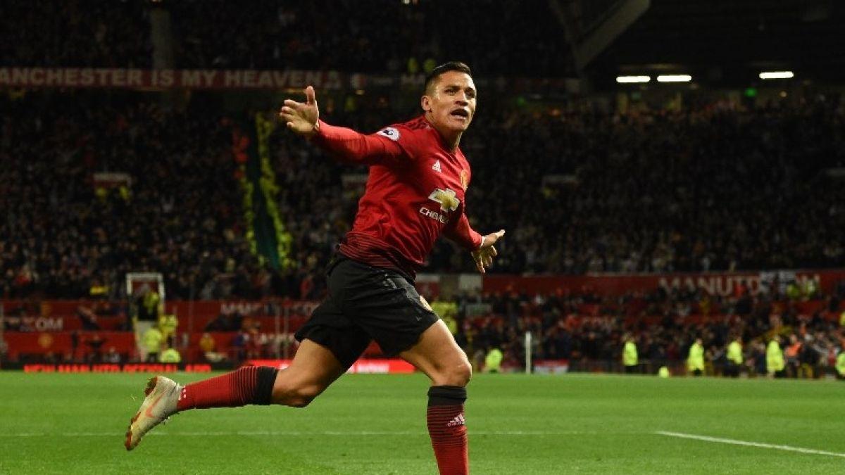 El positivo mensaje que Mourinho dedicó a Alexis previo al clásico de Manchester