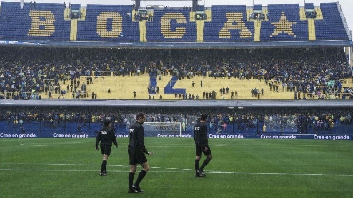 Conmebol confirma para las 16 horas la final de ida de Copa Libertadores entre River y Boca