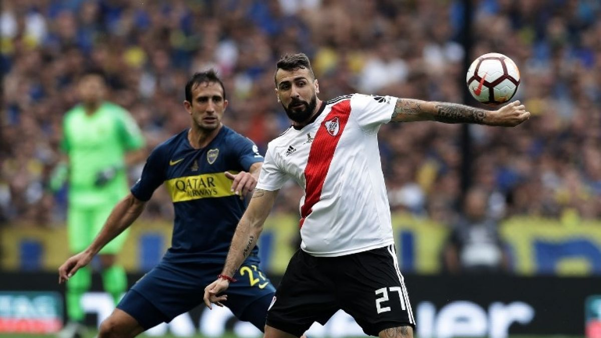 Sacaron aplausos: Boca Juniors iguala con River Plate en infartante final de la Copa Libertadores