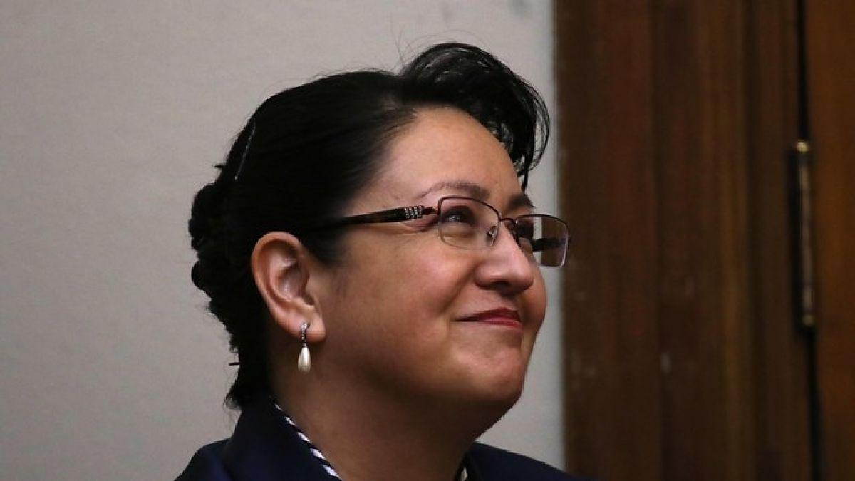 Dorothy Pérez tras alegatos en la Corte Suprema: Confiamos en los tribunales de justicia