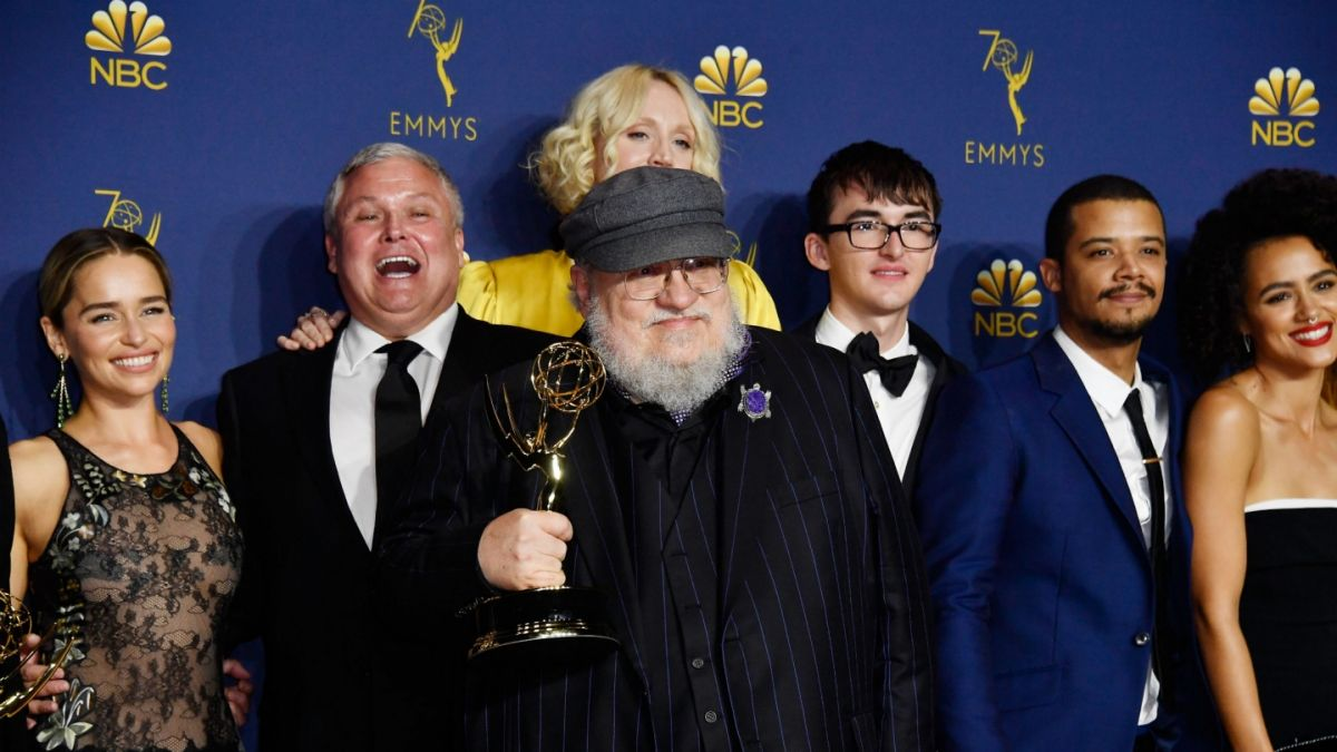 Hulu adaptará las novelas 'Wild cards' de George RR Martin
