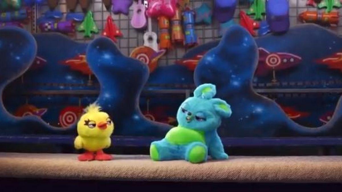 VIDEO  Toy Story 4 presenta a los simpáticos Ducky y Bunny  68fb6b033f2