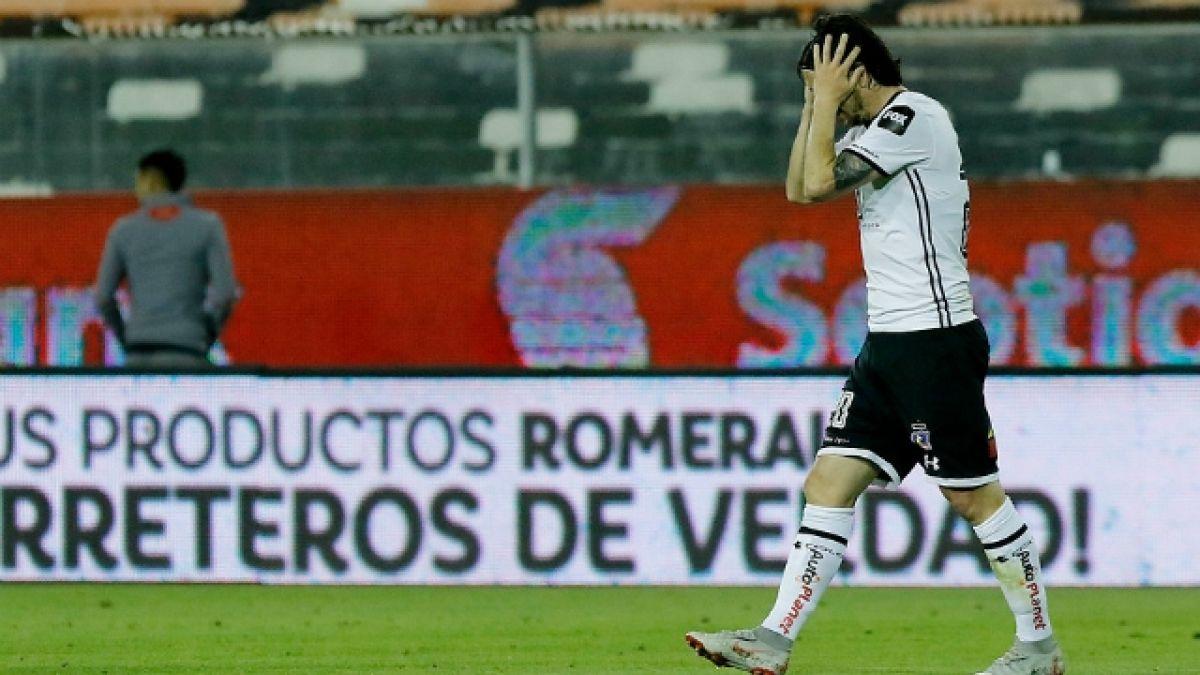 [VIDEO] Se termina el año para Jaime Valdés en Colo Colo