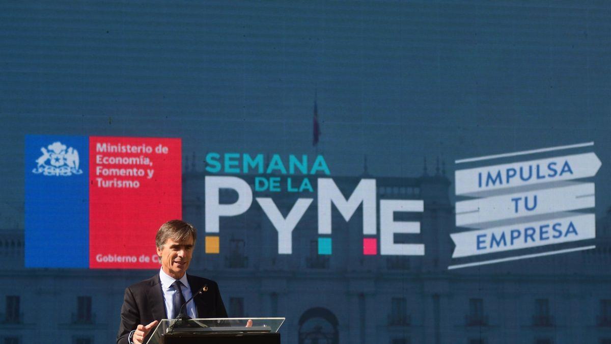 [VIDEO] Ministerio de Economía y Facebook anuncian convenio para capacitación de Pymes