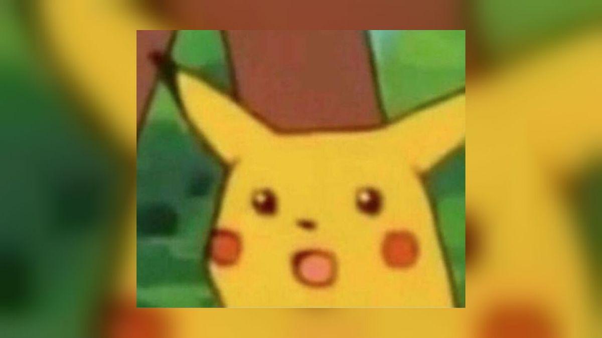El Origen Del Popular Meme De Pikach 250 Que Es Moda En Redes