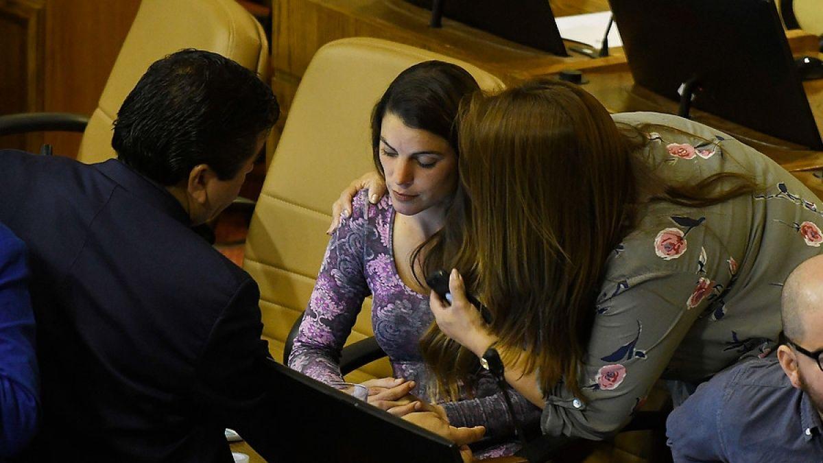 Diputada Orsini presenta licencia médica y faltará a comisión que analiza sanciones en su contra