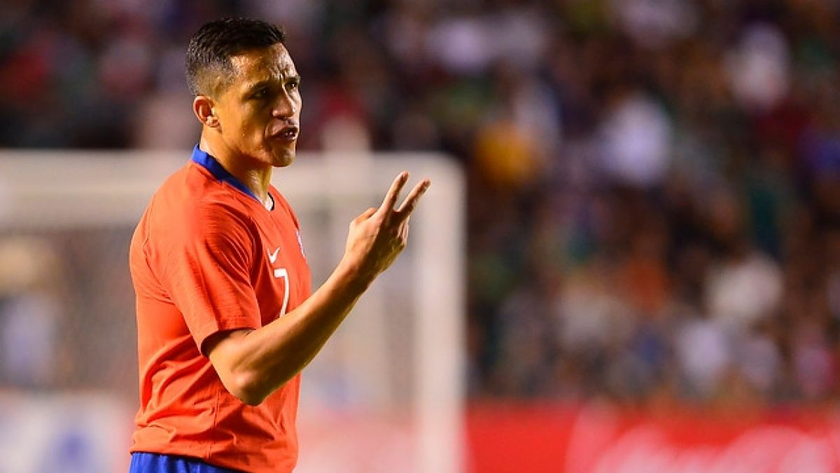 La posible alineación de La Roja para enfrentar a Costa Rica