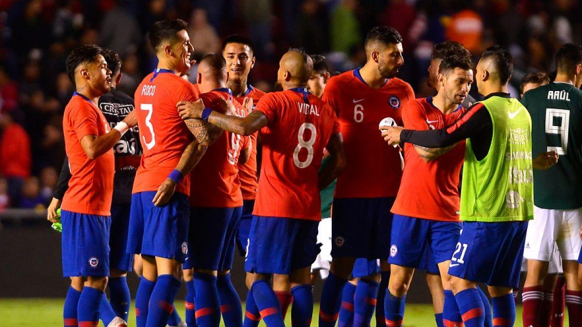 [Minuto a Minuto] Chile y Costa Rica se enfrentan en el Estadio El Teniente de Rancagua