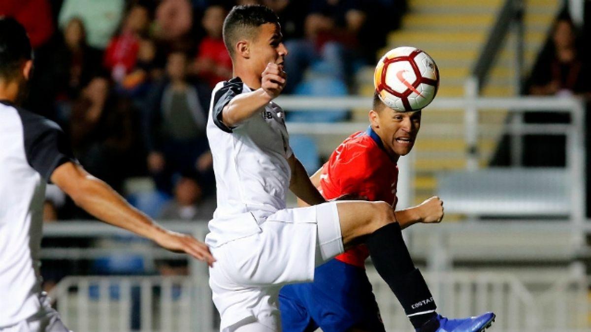 [Minuto a Minuto] Chile y Costa Rica están igualando sin goles en El Teniente de Rancagua