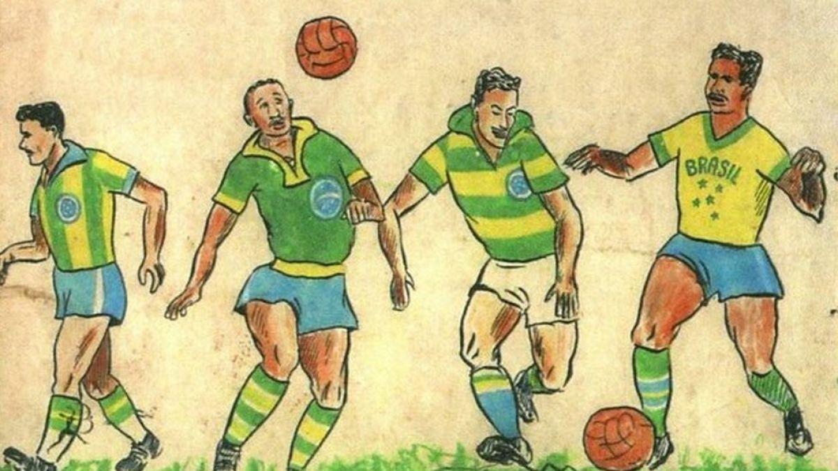 Muere el hombre que creó la famosa camiseta verdeamarela de la selección brasileña de fútbol