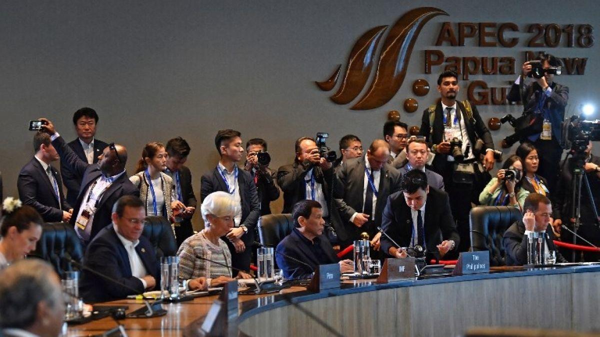 Países de APEC no logran acuerdo para una declaración común