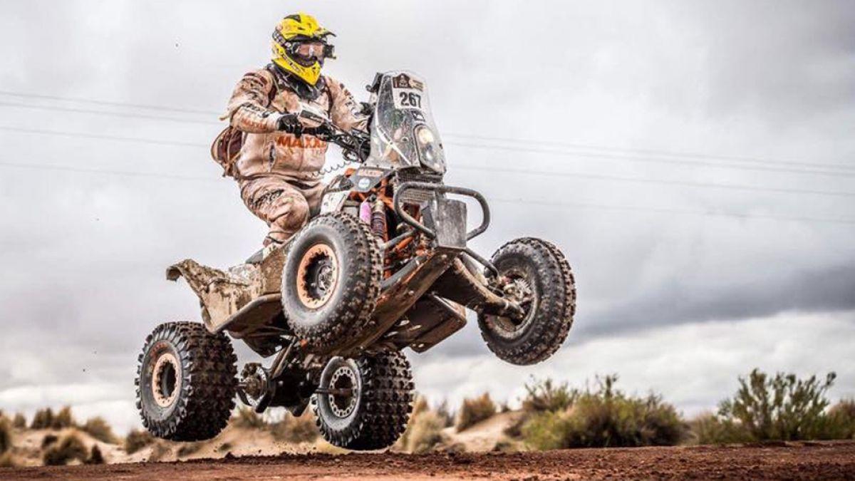 Me rompí 22 huesos y perdí un año de memoria: el hombre que arriesga su vida en el Rally Dakar