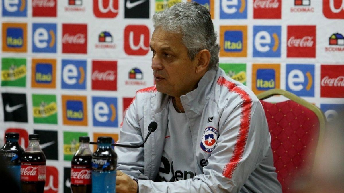 Rueda advierte que poca continuidad de referentes en sus clubes afecta a La Roja