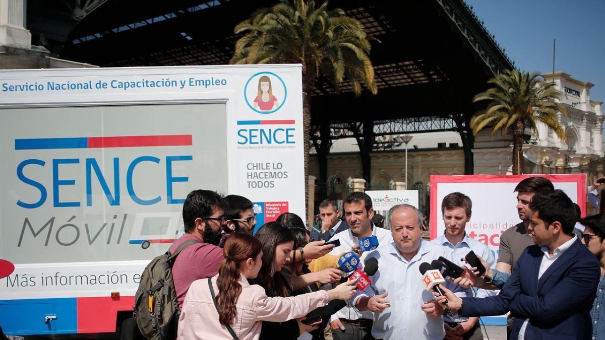 Ministerio del Trabajo inaugura inédita feria laboral tecnológica: más de 3 mil empleos disponibles