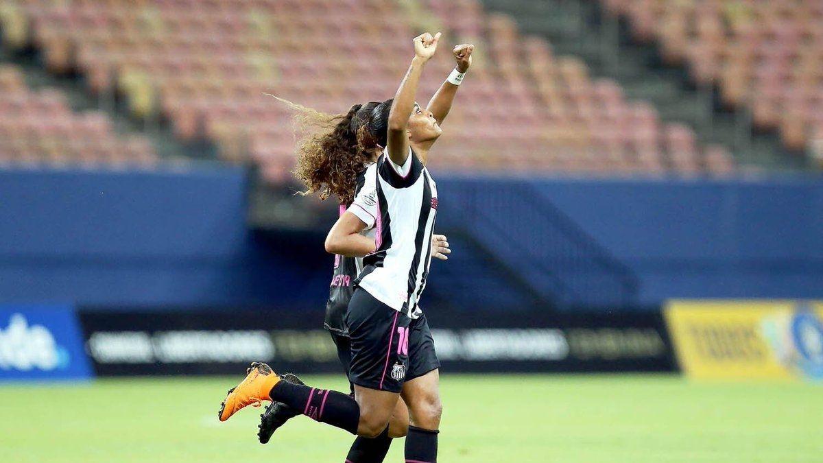 Colo Colo debuta con derrota ante Santos en Copa Libertadores Femenina