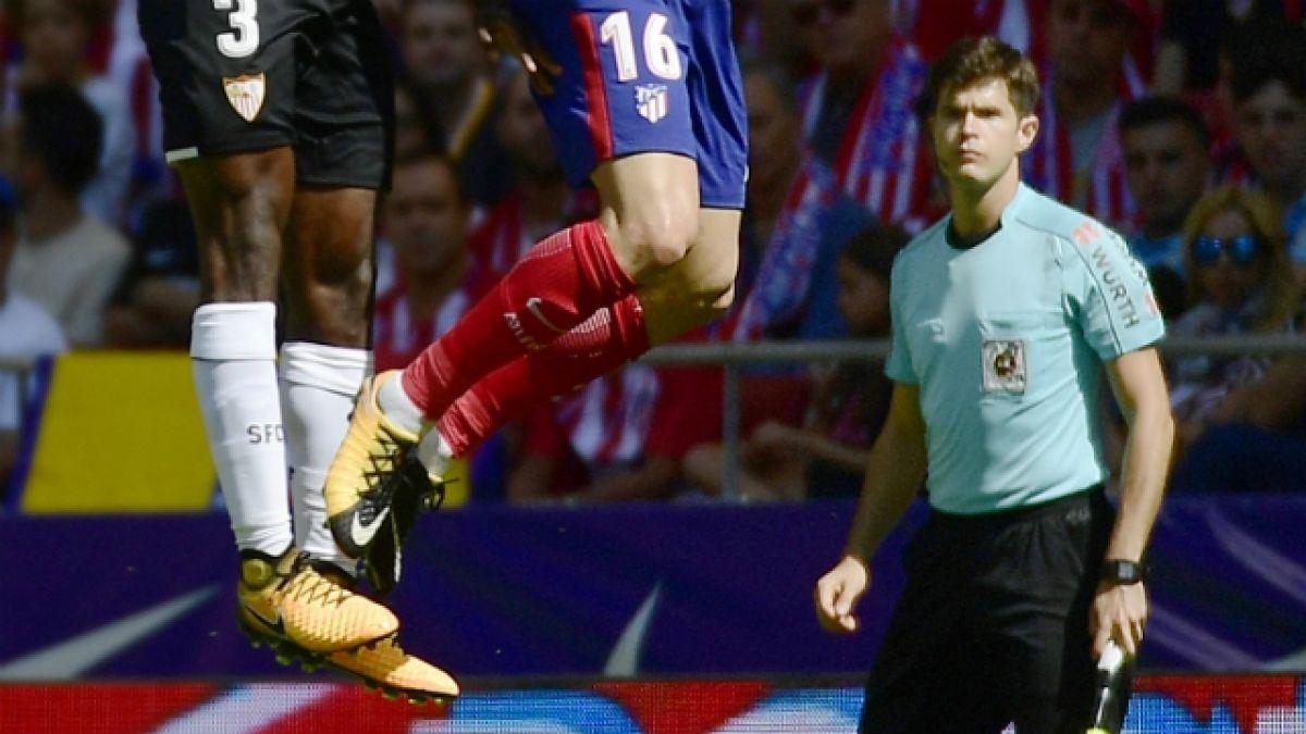 Un cirujano pasa del quirófano a arbitrar un partido del Real Madrid