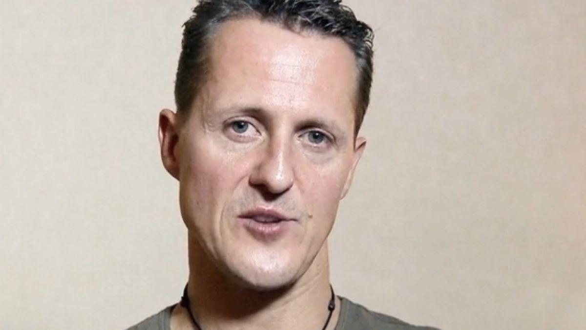 [VIDEO] Publican inédita entrevista de Michael Schumacher poco antes del accidente de esquí