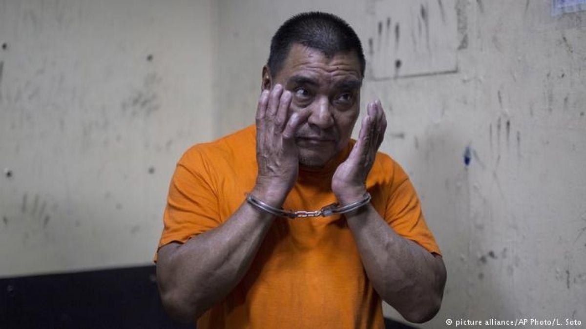 Cinco mil años de prisión a militar que mató a 171 personas