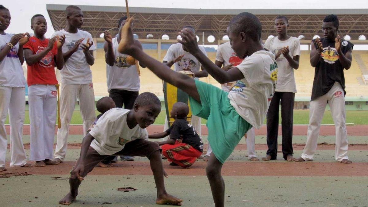 Mestre Bimba: el maestreo de la capoeira con 24 hermanos